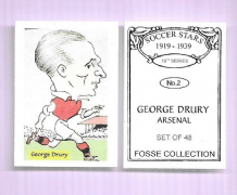 Arsenal George Drury 2 (FC)